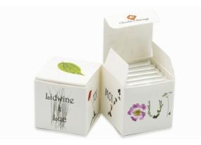 Double Cube thème fleurs
