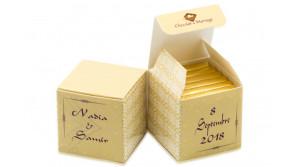 Double Cube thème Oriental