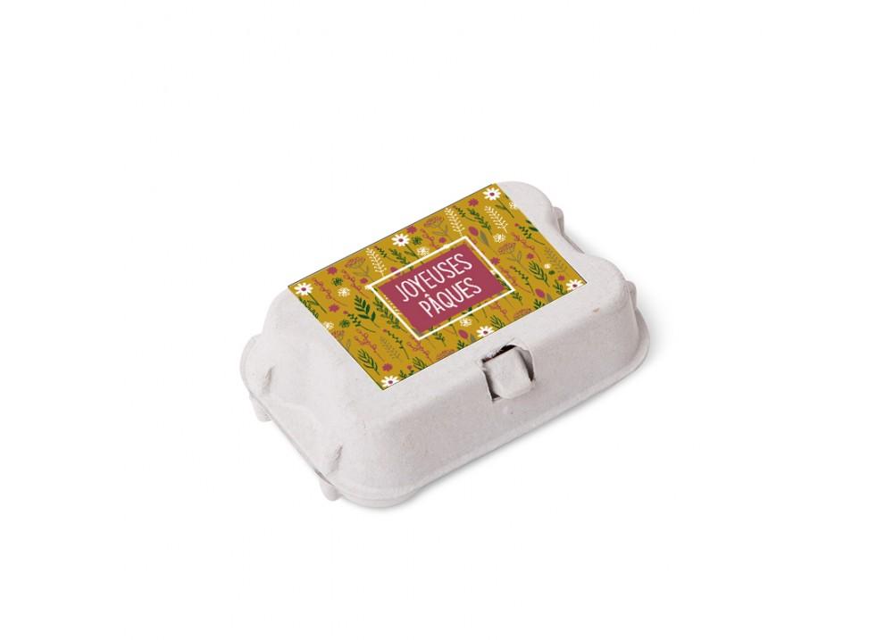 Mini Boite Oeufs de Pâques
