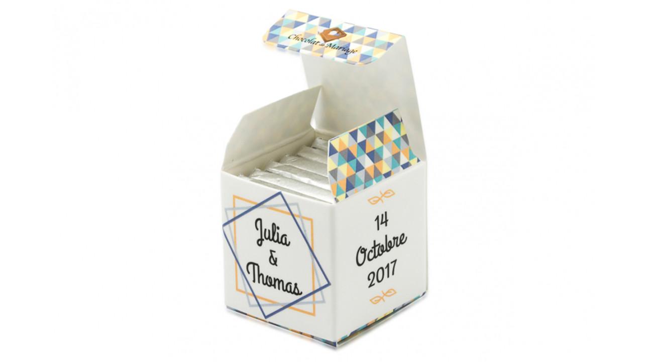 Cube simple thème Enfantin