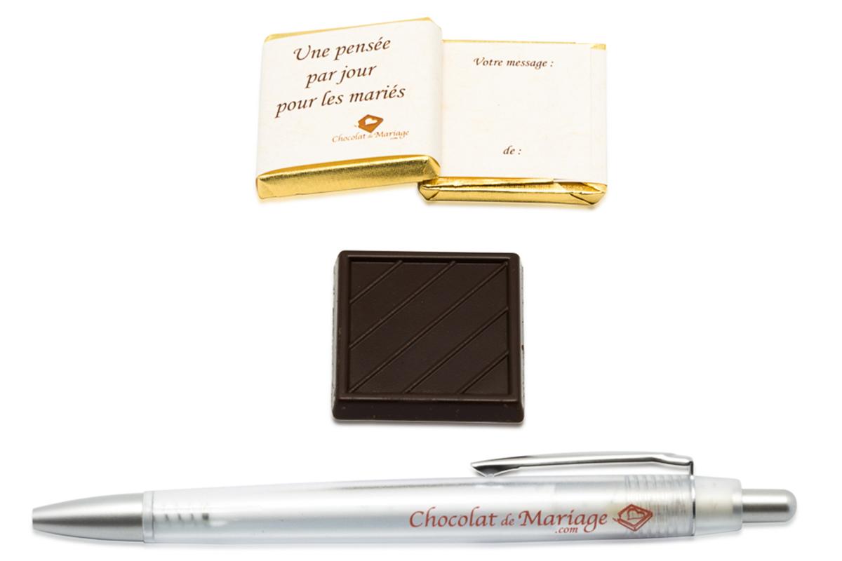 365 pensées le livre d'or gourmand de chocolat de mariage