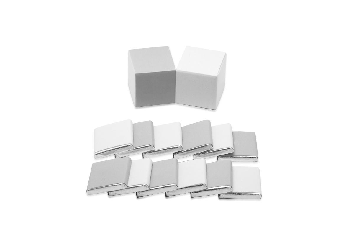 double cube exclusif avec chocolats