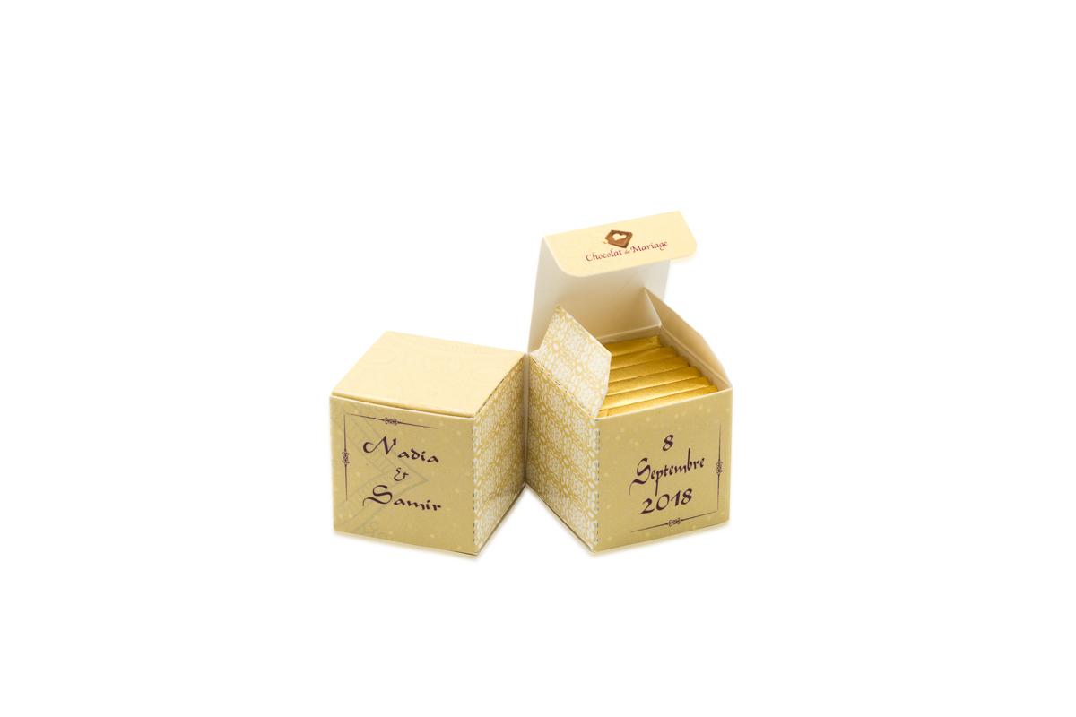 double cube theme oriental